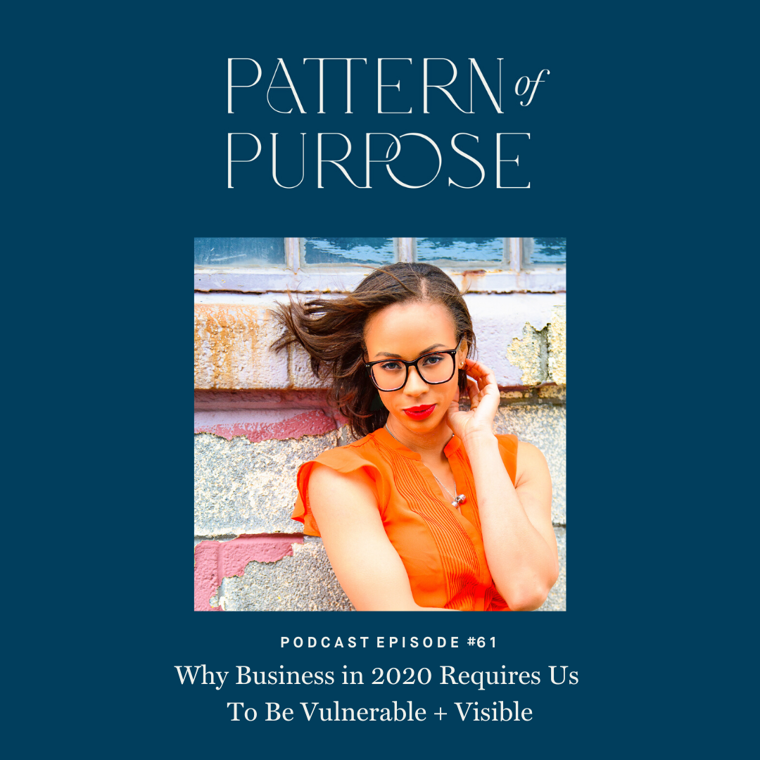 Pattern of Purpose episode 61 cover art