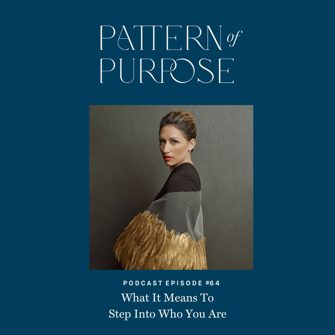 Pattern of Purpose podcast episode 64 cover art