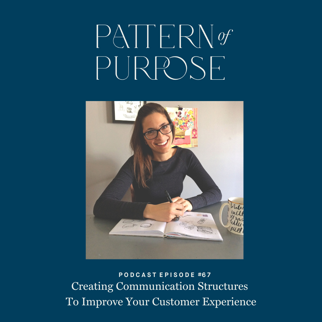 Pattern of Purpose podcast episode 67 cover art