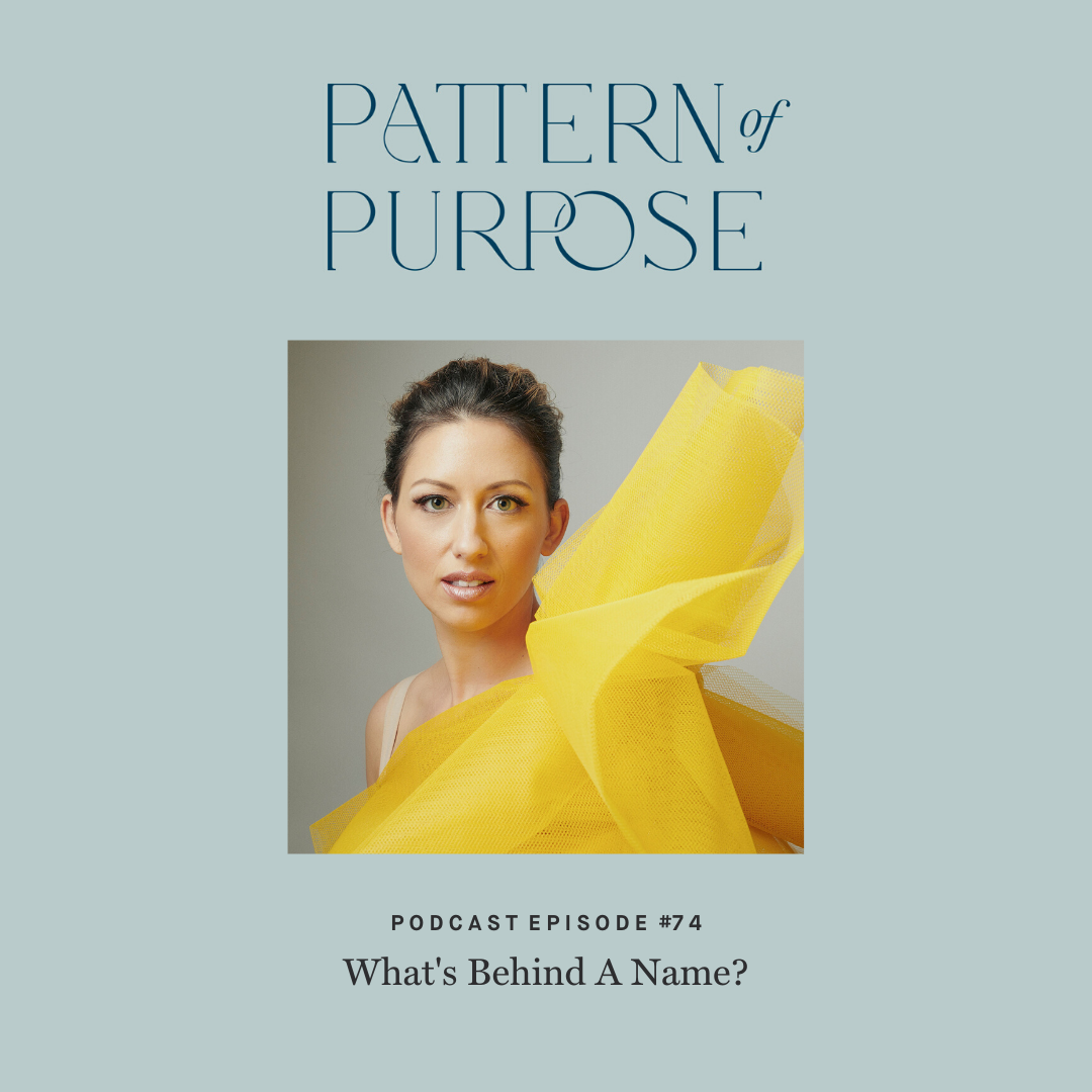 Pattern of Purpose episode 74 cover art