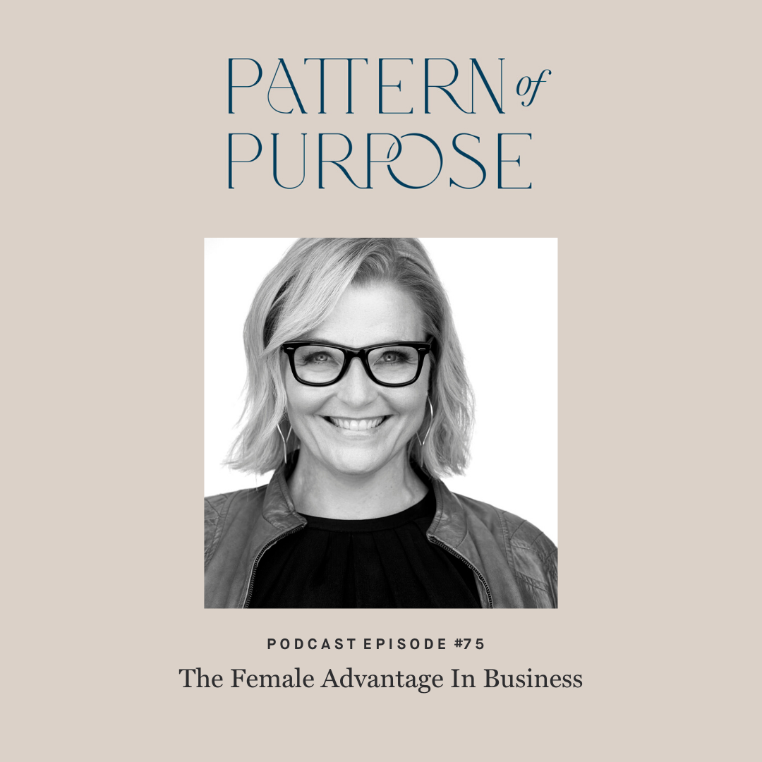 Pattern of Purpose podcast episode 75 cover art