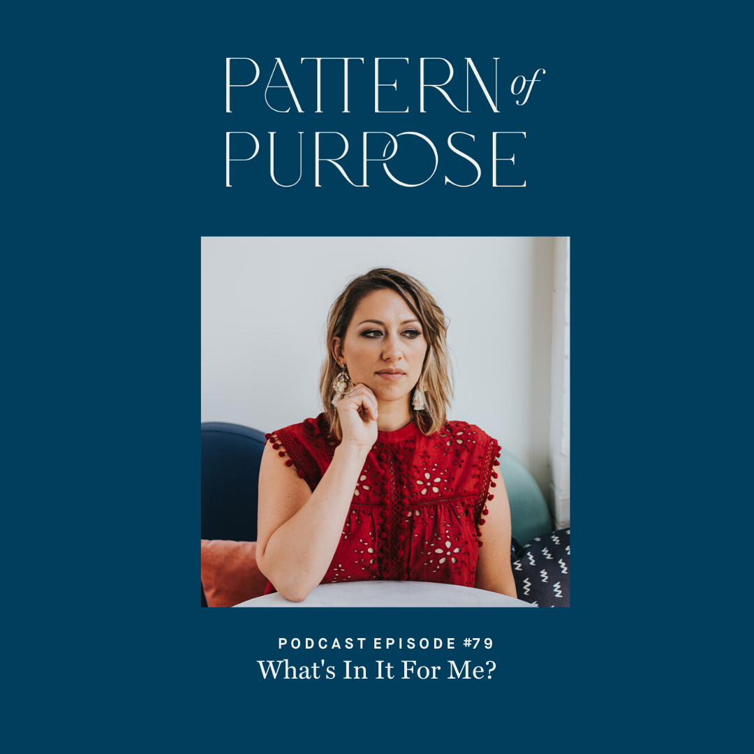 Pattern of Purpose episode 79 cover art