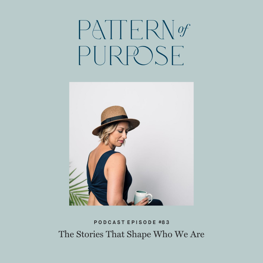 Pattern of Purpose podcast episode 83cover art